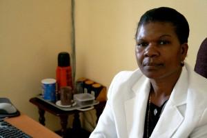 Angela, HIV prog