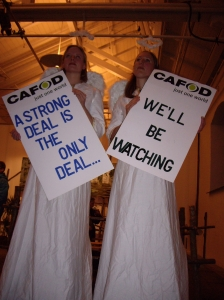 Climate justice angels