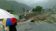 Pakistan: Facingmudslides