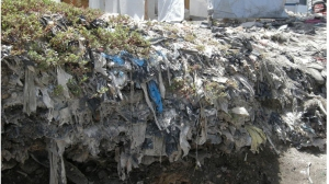 Haiti landfill