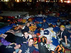 World Youth Day 2011 Vigil: getting through the night