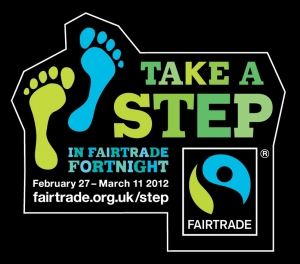 Take a step for Fairtrade Fortnight