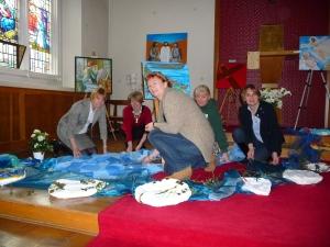 Faith through Art group