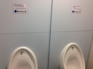 Toilet cards