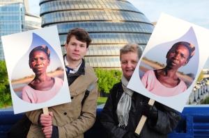 Nathan and Bridget - Volunteering in Westminster