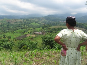 Landscape of El Salvador