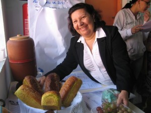 Teresinha: Bread has rescued my life