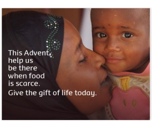 This Advent you can give the gift of hope with CAFOD