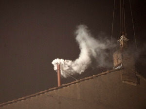White Smoke in the Papal Election CAFOD