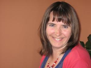 Schools volunteer Helen Savelli.