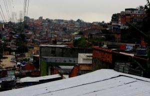 Marianne Rozario favela skyline