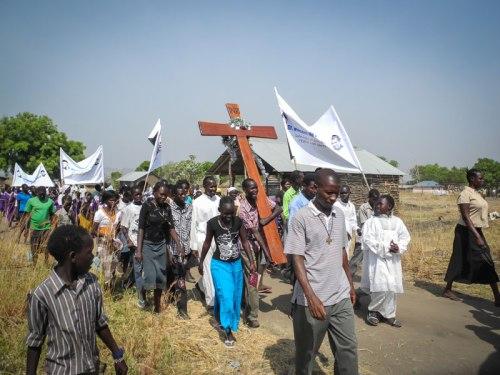 South Sudan emergency appeal