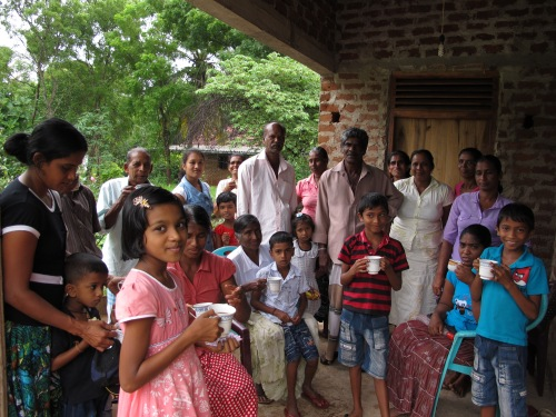 Community in Sri Lanka, Wahamalollewa village