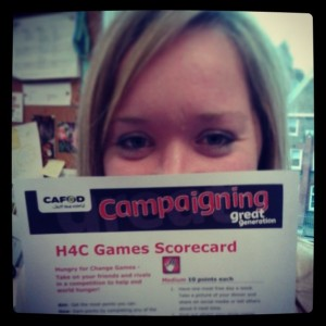 Hungry for change games JCP