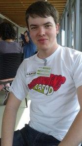 Stephen, CAFOD volunteer.