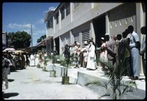 The opening of the new hospital in Dominica, 1964 - CAFOD
