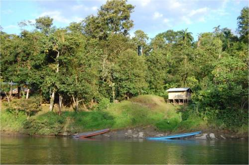 Transport in Choco, Colombia, CAFOD