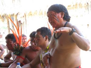 Davi in Yanomami Territory
