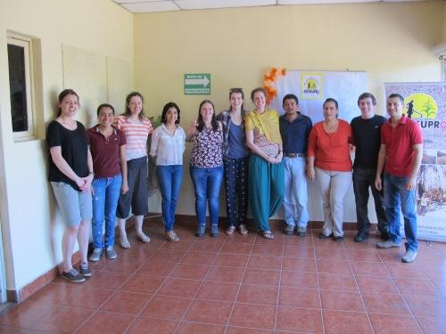 ASOMUPRO - Association of Women's Farmers