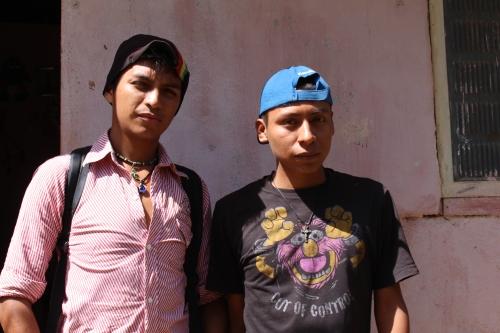 David & Rafael