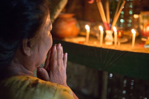 Kyin Nu, Myanmar - cyclones and extreme weather