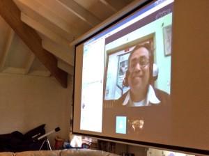 Skype call with Mowdudur Rahman in Bangladesh.