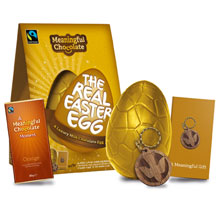 I am going to buy Fairtrade Easter eggs this year.