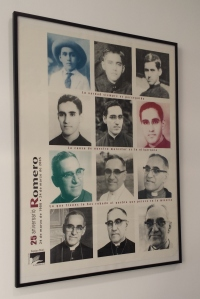 Oscar Romero is one of CAFOD's most famous and inspirational partners