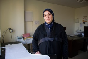 Ghossoun, Syrian refugee in Lebanon - CAFOD and Caritas