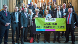 CAFOD campaigners meet with MPs