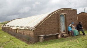 Jhonny's greenhouse, Bolivia