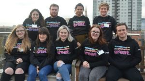 CAFOD Youth leader ambassadors 2016-7