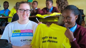 Apply for CAFOD's gap year programme.